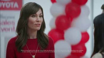 Toyota 1 for Everyone Sales Event TV Spot, 'Something Safe'