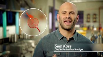 NRDC TV Spot, 'Food Network: Save the Food' Featuring Ted Allen, Sam Kass
