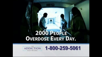 The Addiction Network TV Spot, 'Overdoses Every Day'