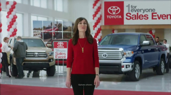 Toyota 1 for Everyone Sales Event TV Spot, 'Rugged: 2017 Highlander' - 1 commercial airings