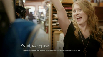 Weight Watchers TV Spot, 'Kylei: Join for Free' Featuring Oprah Winfrey