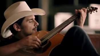 Nationwide Insurance TV Spot, 'A New Song for All Your Sides: Brad Paisley'