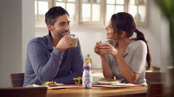 Coffee-Mate Natural Bliss Coconut Milk Creamer TV Spot, 'Creamy' - Thumbnail 9