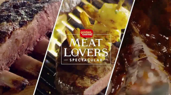 Golden Corral Meat Lovers Spectacular TV Spot, 'Royalty' Ft. Jeff Foxworthy