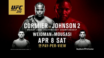 Pay-Per-View TV Spot, 'UFC 210: Fear the Knockout'