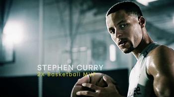 Degree Motionsense Sport Defense TV Spot, 'Redefine' Feat. Stephen Curry