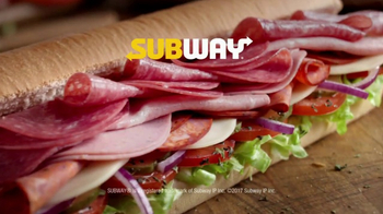 Subway Italian Hero TV Spot, 'Authentic' - Thumbnail 9