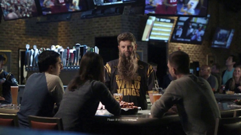 Buffalo Wild Wings TV Spot, 'Rally Beard'