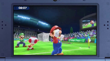 Mario Sports Superstars TV Spot, 'Five Sports in One Game'