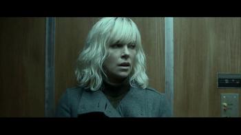Atomic Blonde - 27 commercial airings