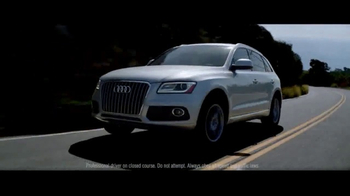 2017 Audi Q5 TV Spot, 'Unmistakeable'