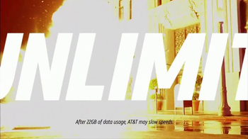 AT&T Unlimited Plan TV Spot, 'Unlimited Comes to Life' Song by Sylvan Esso - Thumbnail 1