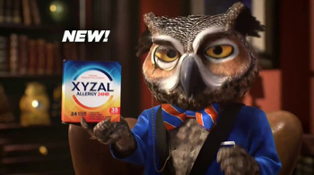 XYZAL Allergy 24HR TV Spot, 'A Word to the Wise' - Thumbnail 10