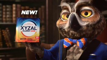 XYZAL Allergy 24HR TV Spot, 'A Word to the Wise' - Thumbnail 2