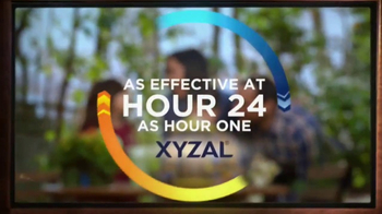 XYZAL Allergy 24HR TV Spot, 'A Word to the Wise' - Thumbnail 6