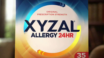 XYZAL Allergy 24HR TV Spot, 'A Word to the Wise' - Thumbnail 8