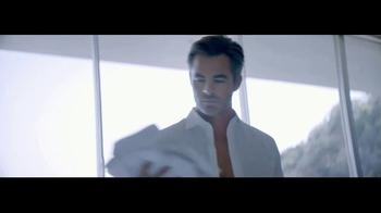 Armani Code Colonia TV Spot, 'Shirts' Ft. Chris Pine Song by Gesaffelstein