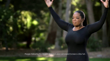 Weight Watchers TV Spot, \'Over 40 Pounds\' Featuring Oprah Winfrey