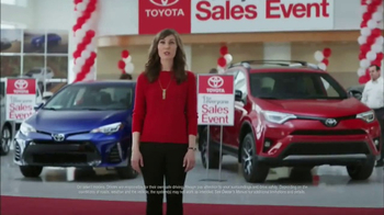 Toyota 1 for Everyone Sales Event TV Spot, 'Safety: Corolla & Corolla iM' - Thumbnail 2
