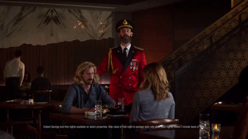 Hotels.com TV Spot, 'Captain Obvious on Online Dating' - Thumbnail 7