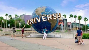 Universal Orlando Resort TV Spot, 'Race Through New York' Ft. Jimmy Fallon