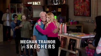 SKECHERS D'Lites TV Spot, 'Dance' Featuring Meghan Trainor