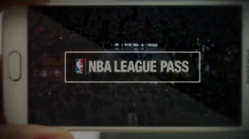 NBA League Pass TV Spot, 'Half Season Offer' - Thumbnail 1