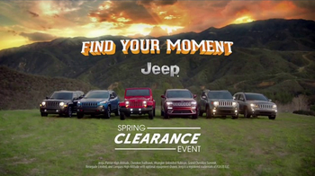 Jeep Spring Clearance Event TV Spot, 'The Great Outdoors: Latitude'