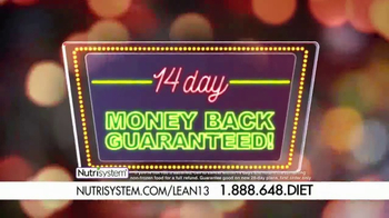Nutrisystem Lean13 TV Spot, 'Lucky Number' Featuring Marie Osmond