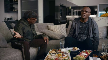 Capital One TV Spot, 'Clapper' Ft. Samuel L. Jackson, Charles Barkley