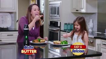Mister Butter TV Spot, 'Spray and Spritz'