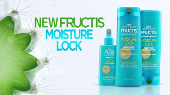 Garnier Fructis Moisture Lock TV Spot, 'Super Hair' Song by ZZ Top - Thumbnail 10
