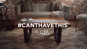 HomeGoods TV Spot, 'Can't Have This: Table'