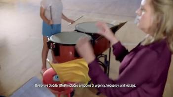 Myrbetriq TV Spot, 'Marching Band'