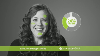 AncestryDNA TV Spot, 'Celebrate St. Patrick's Day'