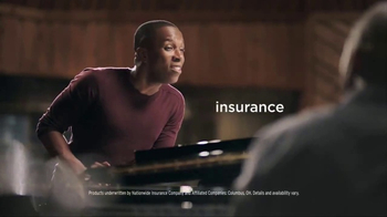 Nationwide Insurance TV Spot, 'A New Song' Featuring Leslie Odom, Jr. - Thumbnail 10