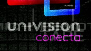 Univision Conecta App TV Spot, 'Conéctate a La Banda' [Spanish]