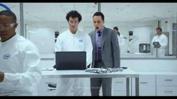 Intel RealSense Technology TV Spot, 'In the Lab' Featuring Jim Parsons - Thumbnail 1