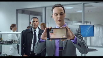 Intel RealSense Technology TV Spot, 'In the Lab' Featuring Jim Parsons - Thumbnail 3
