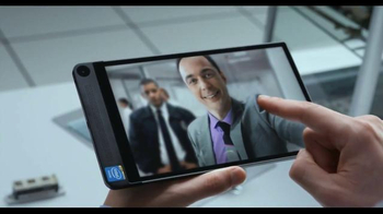 Intel RealSense Technology TV Spot, 'In the Lab' Featuring Jim Parsons - Thumbnail 4