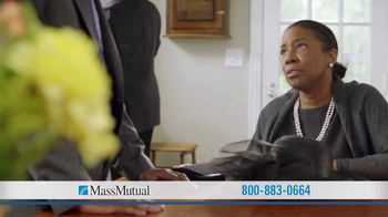 MassMutual Guaranteed Acceptance Life Insurance TV Spot, 'Funeral'
