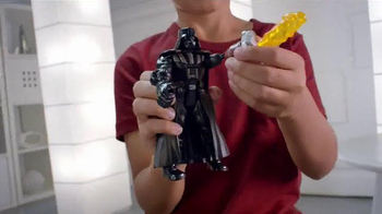 Star Wars Hero Mashers TV Spot, 'Save the Day'