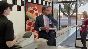 Little Caesars Pizza 5 Lunch Combo Tv Commercial