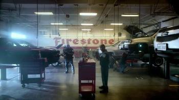 Firestone Complete Auto Care TV Spot, 'Can't Mass Repair: Oil Change'
