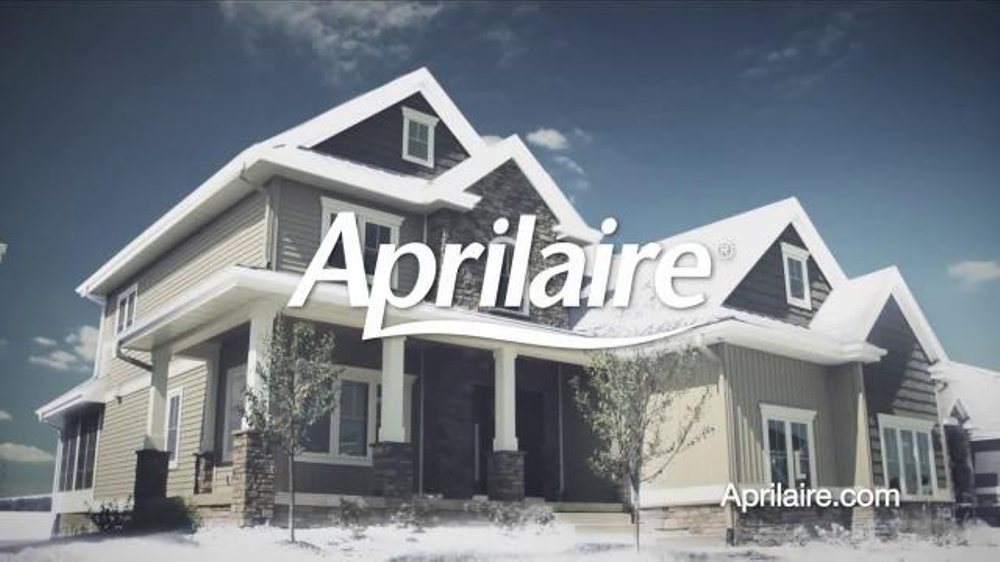 Aprilaire Humidifier Tv Commercial   U0026 39 Dry Winter Air