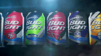 Bud light tv commercial my team can ispot bud light tv spot my team can thumbnail mozeypictures Gallery