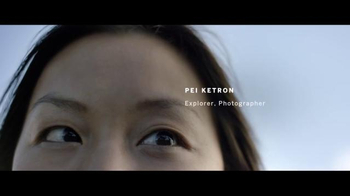 American Express TV Spot, 'Touring Iceland With Photographer Pei Ketron' - 1389 commercial airings