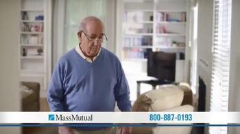 MassMutual Guaranteed Acceptance Life Insurance TV Spot, 'Grandpa'