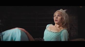 Cinderella Blu-ray TV Spot