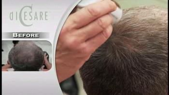 DiCesare Thicken TV Spot, 'Hair Builder'